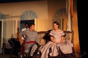 Grant Doyle as Count Almaviva Abigail Kelly as Susanna